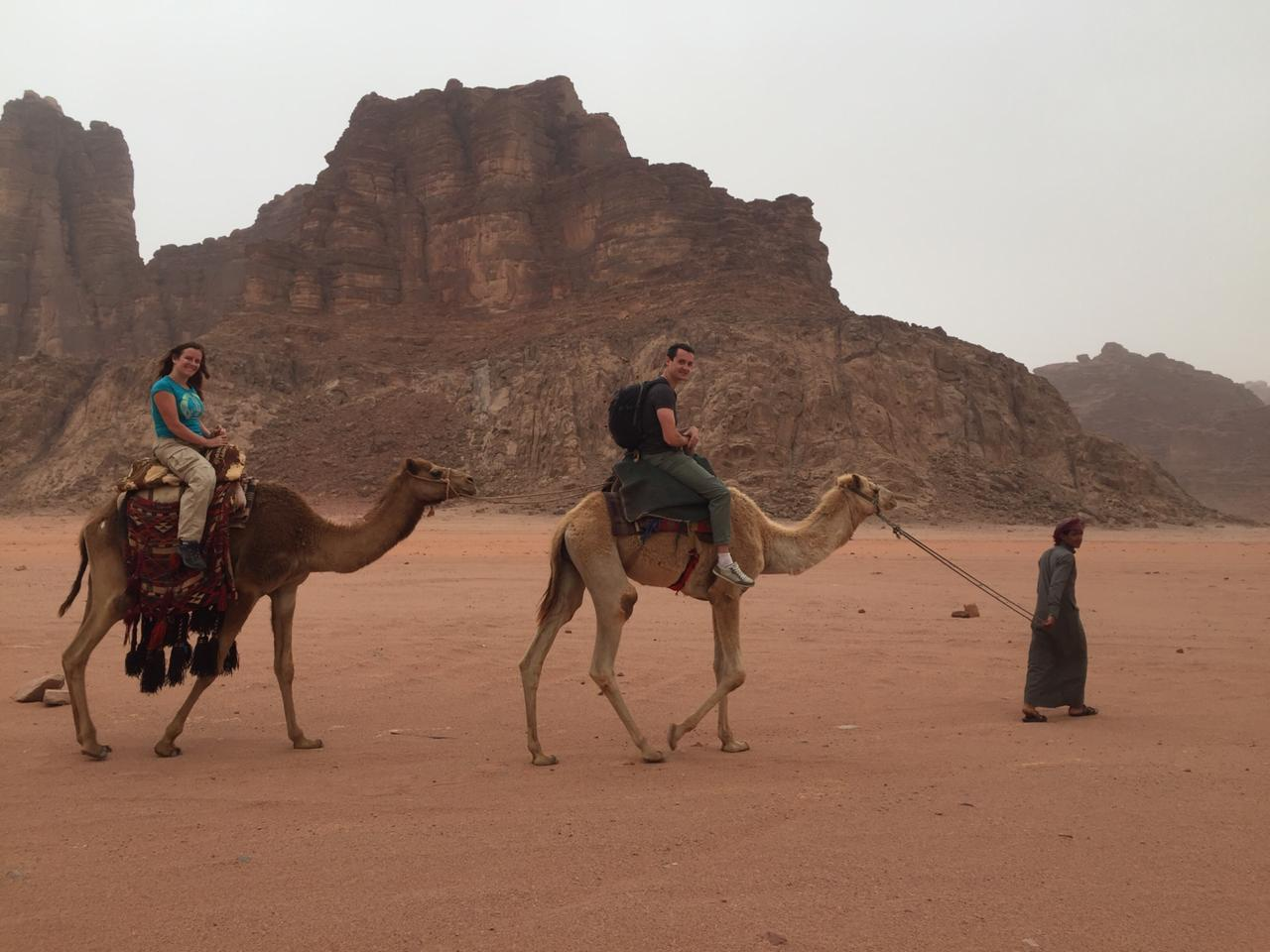 GO BY CAMEL